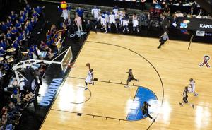 Shatel: NCAA basketball regional finals may be Omaha's most elite event