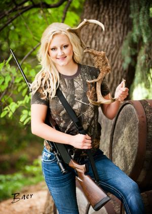 Guns in senior portraits OK if done tastefully, Nebraska school board says