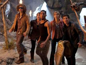 Review: Latest 'Percy Jackson' has appeal and an edge