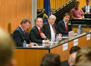 In final debate, Nebraska's GOP Senate candidates talk campaign finance, Obamacare