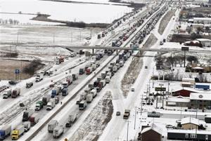 Highway officials offer tips on driving on ice