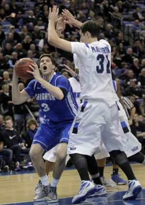 Creighton loses big at Indiana State