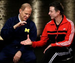 White: Michigan's Beilein travels a less glamorous road than Cards' Pitino