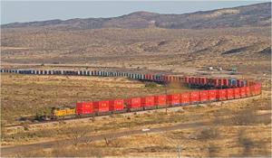 Union Pacific's Mexico connection