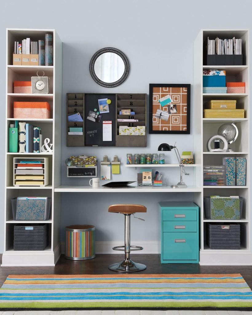 5 tips for getting organized in the new year family activities in - Small space organizing collection ...