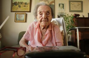 Alice Herz-Sommer, oldest-known Holocaust survivor, dies at 110
