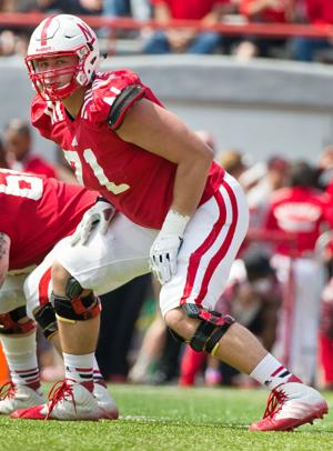 McKewon: Alex Lewis aims to help bring back the days of vintage NU, when tough offensive lines led the way
