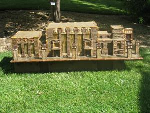 34 of Lauritzen Gardens' 51 stolen birdhouses, plus Union Station replica, are recovered