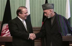 Pakistan PM in Kabul discusses Taliban