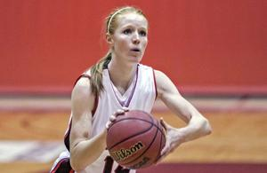 Frauendorfer named Summit League women's player of the week