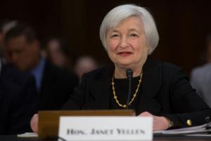 Janet Yellen gains backing of Senate panel