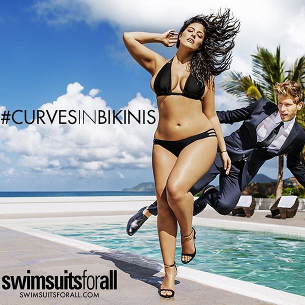 Nebraska native and plus-size model in Sports Illustrated Swimsuit ...