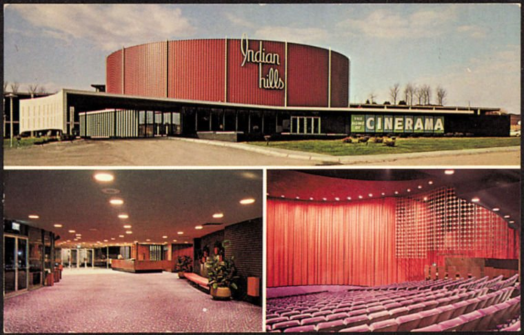 Archives That Time Indian Hills Theater Was King And