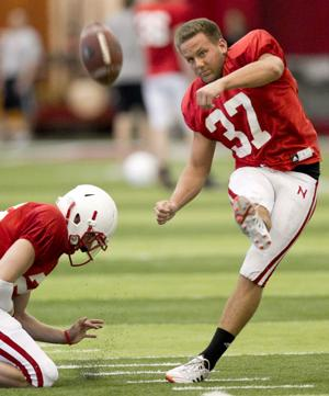 Notes: Jake Long, Armstrong among Huskers missing practice with injuries