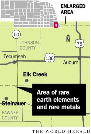 'Huge economic opportunity': Mine may still come to southeast Nebraska mineral site