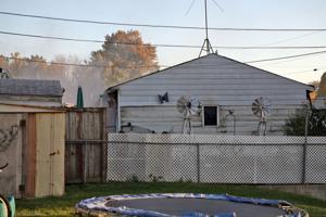 Three blazes keep Bellevue firefighters busy