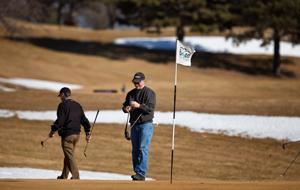 4 public golf courses open Tuesday, Wednesday