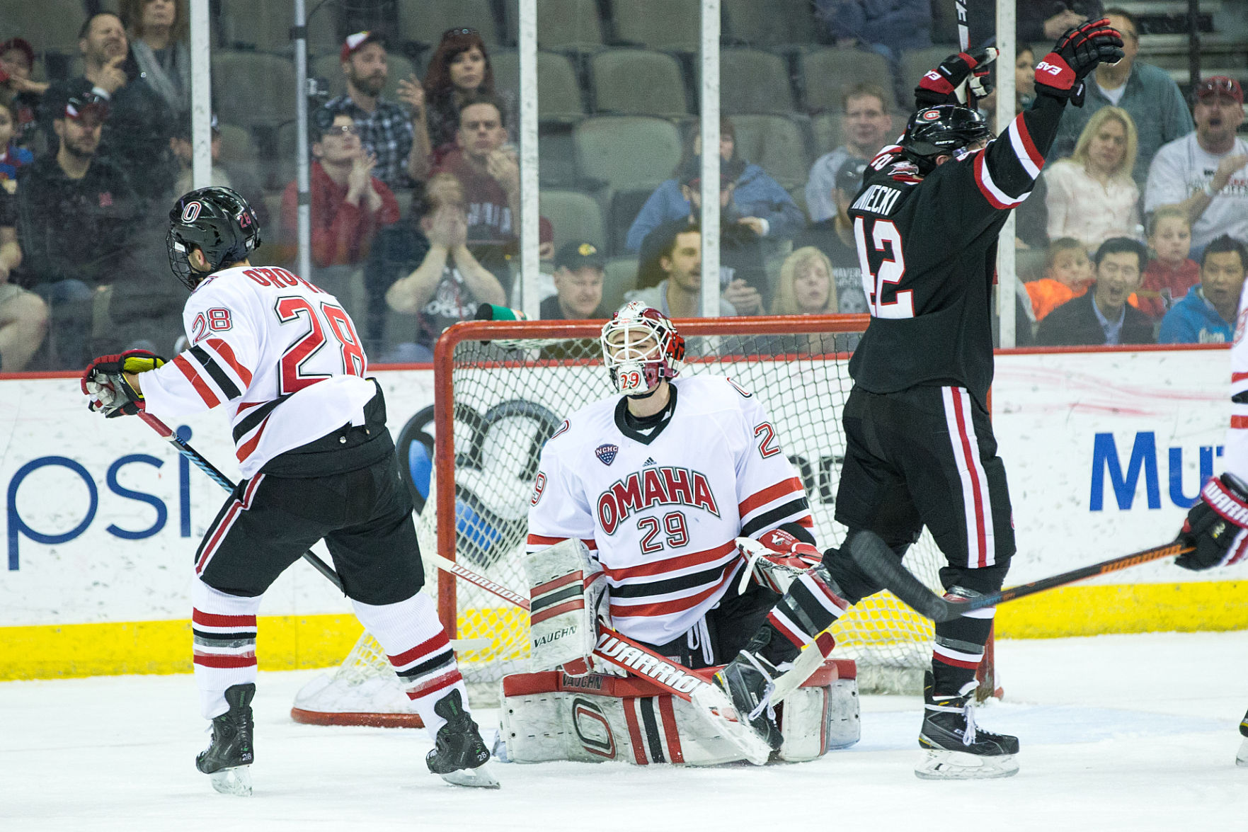 NCHC: Opportunity Passes Mavs By In Another First-round Playoff Exit