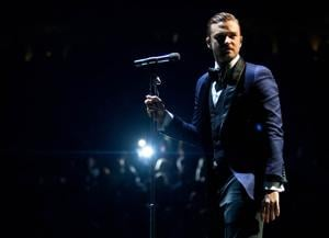 Justin Timberlake delivers a TKO
