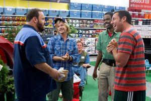Review: Adam Sandler's 'Grown Ups 2' full of juvenile humor
