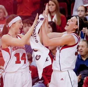 Huskers able to enjoy a decisive win