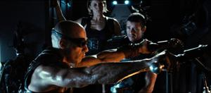 Review: Fighting is as bad as writing in 'Riddick'
