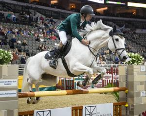 Omaha is in the running to host 2017 equestrian World Cup Finals