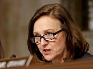 Nebraska Sen. Deb Fischer says she's learned from bruising budget battle