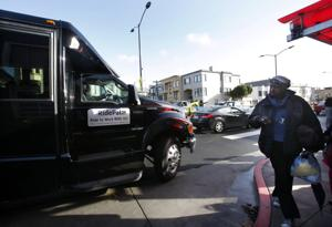 Silicon Valley tech boom has led to private transportation boom