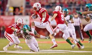 Huskers punch holes in Spartan D