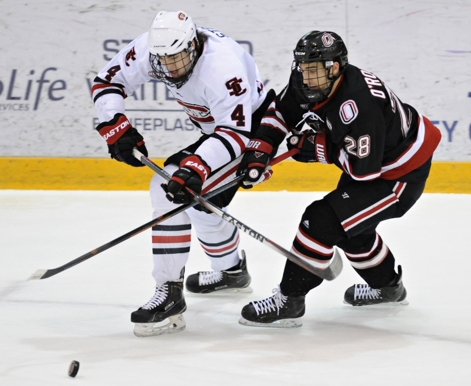 NCHC: UNO Mavs Swept By St. Cloud, Look To Avoid Breaking Late
