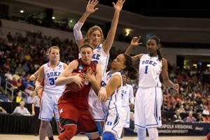 Huskers fall to Blue Devils