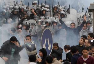 'Arab Spring' workshop at UNO lures expert