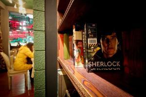 Easy deduction: China's in love with 'Curly Fu,' aka Sherlock