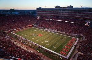 Two Husker games get prime-time TV slot