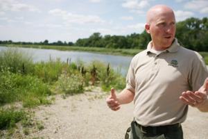 Marsh work begins to help Clear Lake