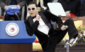 Briefs: Expect 'Gangnam' follow-up next month