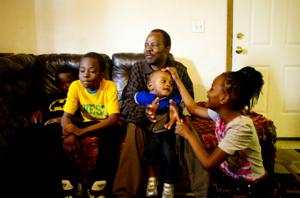 With 10 kids, immigrant family eager for chance at larger Iowa home