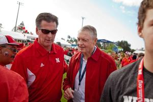 Shatel: Bo's upbeat message harkens back to an NU turning point