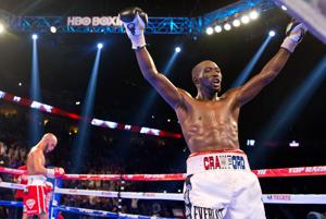 Omaha's Crawford joins kings of the ring as BWAA's fighter of the year