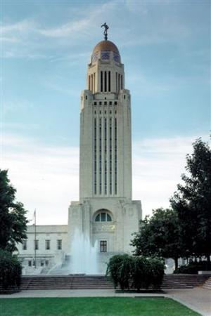 Nebraska legislative wrap