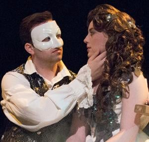 Theater review: Creighton's 'Phantom' a first-rate production