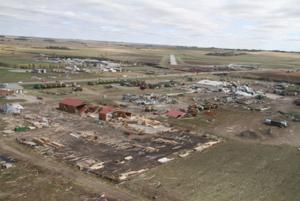 Dave Heineman vows to help Wayne, Neb., tornado recovery effort
