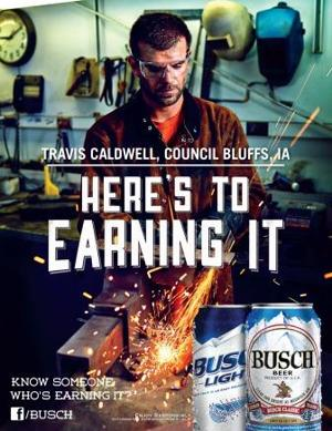 Celebration planned for 'Busch Hero' from Council Bluffs