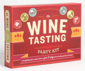 Behold ... the Wine Tasting Party Kit