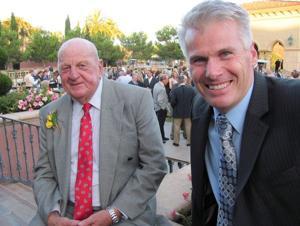 Kelly: Famed trainer Jack Van Berg still furious over closing of Ak-Sar-Ben racetrack