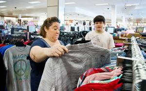 Families hit the stores to make the most of Iowa's annual sales-tax holiday