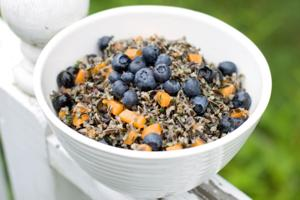Give wild rice a 2nd chance in salad