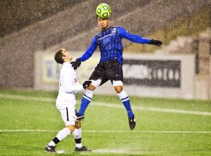 Seattle takes Bluejays out of NCAAs on cold, snowy night