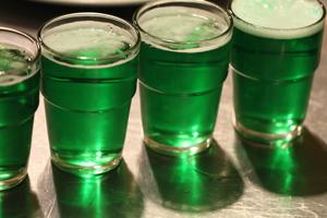 St. Patrick's Day weekend bar events